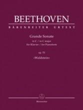 Beethoven, L. van : Grande Sonate op. 53 Waldstein, per Pianoforte. Urtext