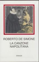 De Simone, Roberto : La canzone napolitana
