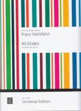 Wohlfahrt, H. : 60 Studi op. 45, per Violino