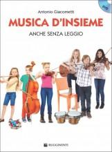Giacometti, A. : Musica d'insieme, anche senza leggio. Con Dvd