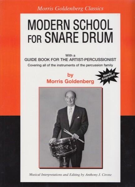 Goldenberg, M. : Modern School for Snare drum