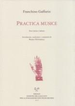 Gaffurio, F. : Practica musice
