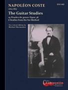 Coste, N. : The Guitar Studies