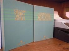 AA.VV. : Grande Storia della Musica in 6 Volumi + 2 di Dizionario Enciclopedico della Musica e dei Musicisti