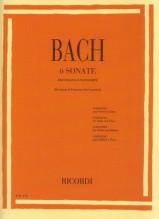 Bach, J.S. : Sei Sonate per Violino e Pianoforte