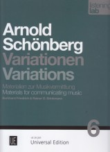 Brinkmann, R. O. : Arnold Schönberg: Variationen op. 31. Listening Lab – Materials for communicating music