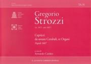 Strozzi, Gregorio : Capricci da sonare, Cembali, et Organi (Napoli 1687)