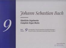 Bach, J.S. : Composizioni per Organo, vol. IX. Urtext