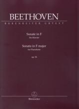 Beethoven, L. van : Sonata in fa op. 45, per Pianoforte. Urtext