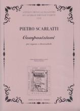 Scarlatti, Pietro : Composizioni per Organo o Cembalo