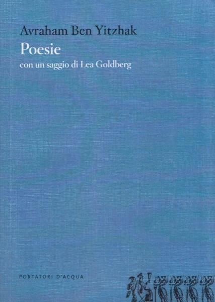 Yitzhak, Ben Avraham : Poesie