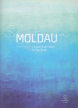 Smetana, Bedřich : Moldau, for 2 Flutes