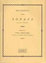 Boccherini, L. : Sonata per Violino e Violoncello