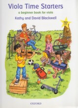 Blackwell, K. - Blackwell, D. : Viola Time Starters. A Beginner Book for Viola