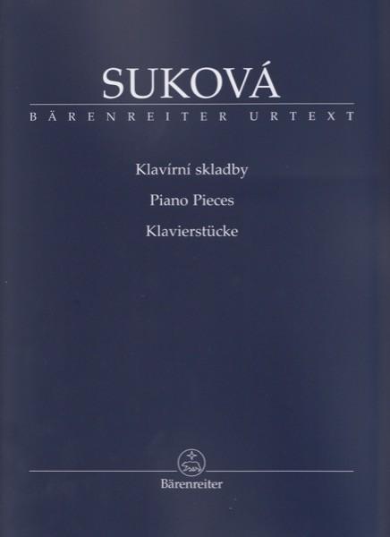 Suková, O. : Piano Pieces, per Pianoforte. Urtext