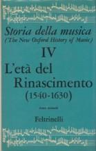 AA.VV. : L'età del Rinascimento, tomo secondo (1540-1630)