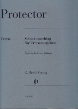 Protector for Urtext Editions