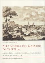 Castagnetti, R. : Alla scuola del maestro di cappella