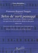 Rognoni, F. : Selva di varii passaggi per cantare, & sonare (1620)