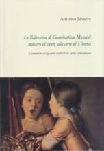 Juvarra, A. : Le Riflessioni di Giambattista Mancini, maestro di canto alla corte di Vienna