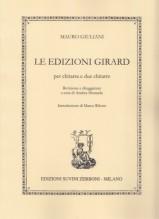Giuliani, M. : Le edizioni Girard, per Chitarra e due chitarre