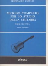 Carulli, F. : Metodo completo per Chitarra, vol. 2