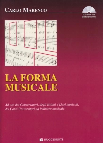Marenco, C. : La forma musicale