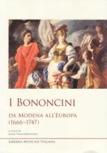 AA.VV. : I Bononcini. Da Modena all'Europa (1666-1747)