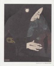 Maurice Ravel. Gaspard de la nuit. Stampa