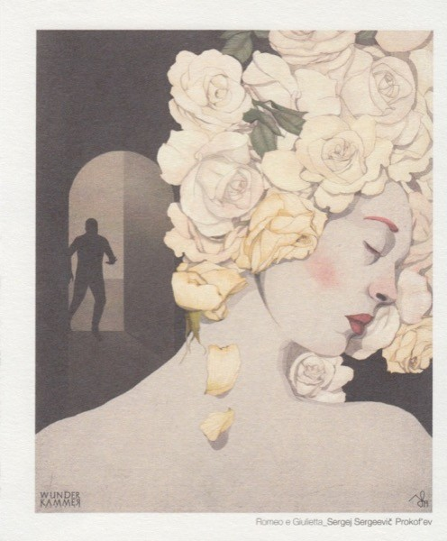 Sergej S. Prokofieff. Romeo e Giulietta. Stampa