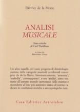de la Motte, D. : Analisi musicale