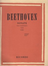 Beethoven, L. van : Sonate per Pianoforte, vol. III: nn. 24-32