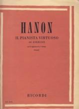 Hanon, Ch.L. : Il pianista virtuoso. 60 Esercizi per Pianoforte