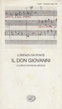 Da Ponte, L. : Il Don Giovanni