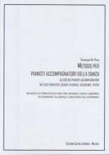 De Rosa, G. : Metodo per pianisti accompagnatori della danza