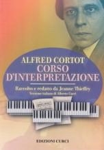 Cortot, Alfred : Corso d'interpretazione