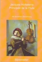 Hotteterre, J.M. : Principes de la Flute. Facsimile