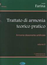Farina, Guido : Trattato di armonia teorico pratico. Vol. II: Armonia dissonante artificiale