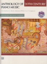 AA.VV. : Anthology of 20th Century Piano Music