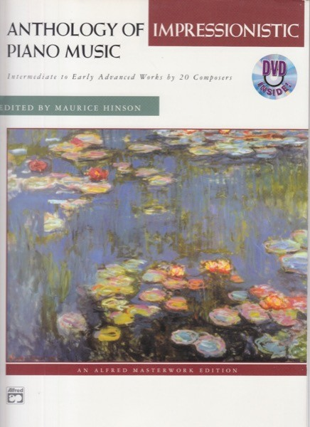 AA.VV. : Anthology of Impressionistic Piano Music