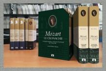 Murara, Marco : Mozart. Le cronache. La biografia mozartiana in oltre duemila documenti dal 1756 al 1792