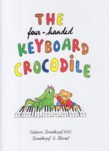 AA.VV. : Il coccodrillo della tastiera, per Pianoforte 4 mani