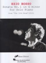 Bosso, Ezio : Sonata n. 1 in sol minore, per Pianoforte