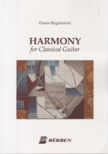 Bogdanovic, Dusan : Harmony, per Chitarra