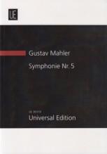 Mahler, Gustav : Sinfonia n. 5. Partitura tascabile