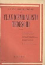 AA.VV. : Clavicembalisti tedeschi, per Pianoforte