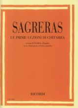 Sagreras, Julio : Le prime lezioni di Chitarra