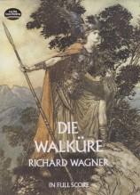 Wagner, R. : Die Walküre. Partitura