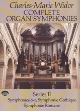Widor, Ch.M. : Sinfonie per Organo complete, Serie II