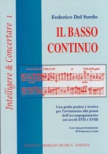 Del Sordo, F. : Il basso continuo